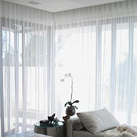 Lightweight Curtains (Net Curtains)